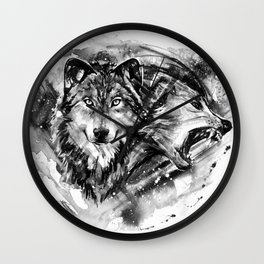 The one you feed Wall Clock