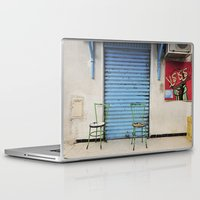 coke Laptop & iPad Skins featuring Coke by Piotr Pietrus
