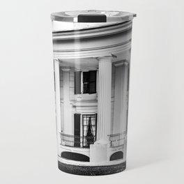 Taylor Grady House in BW Travel Mug