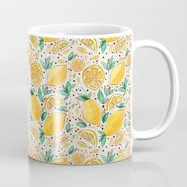 Lemon Squeeze Coffee Mug