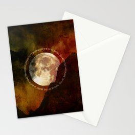 The Fifth Bowl   3•1 Stationery Cards