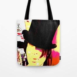 Cotton Club Topper Tote Bag
