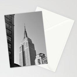 New York Landmark Stationery Cards