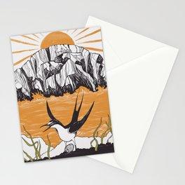 The Birdman Religion Stationery Cards