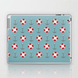 Sailing Pattern Laptop & iPad Skin