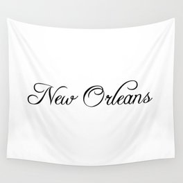 New Orleans Wall Tapestry