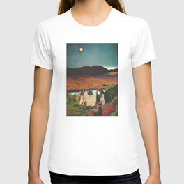 A landscape T-shirt