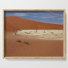 NAMIBIA ... Deadvlei IV Serving Tray