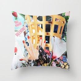 Be Mine Valentine 2 Throw Pillow