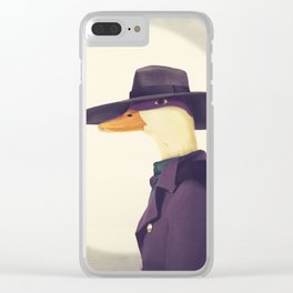 Justice Ducks - The Terror Clear iPhone Case