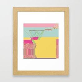 New Sacred 07 (2014) Framed Art Print