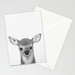 Little fawn Stationery Cards