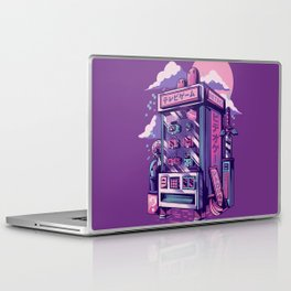 Retro gaming machine Laptop & iPad Skin