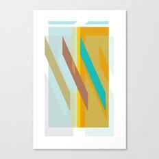 global village Canvas Print