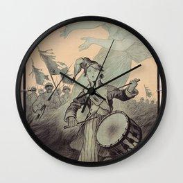 Banque Privee Wall Clock