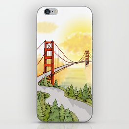 San Francisco Horizon iPhone Skin
