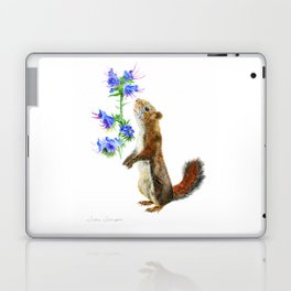 Take Time To Smell The Flowers by Teresa Thompson Laptop & iPad Skin