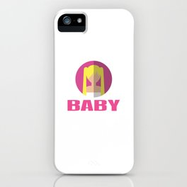 BABY SPICE iPhone Case