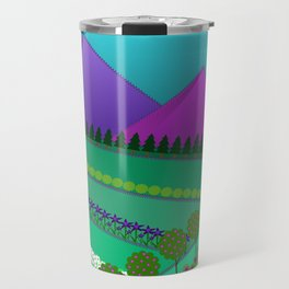 Fields of Dreams Travel Mug