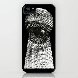 The Voyeur iPhone Case
