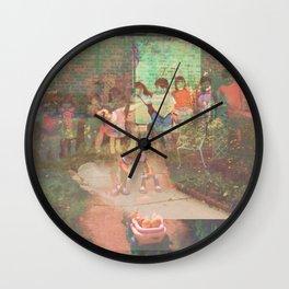 bedroom dweller Wall Clock