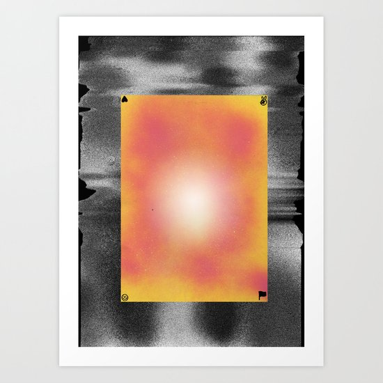 Bigradé Art Print