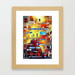 Chihuly Framed Art Print