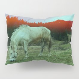 in the mountains Pillow Sham