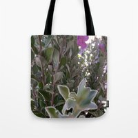 plant Tote Bags featuring Plant by ANoelleJay