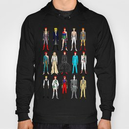 Outfits of Heroes Fashion on White Hoody