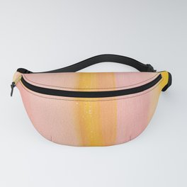 18     190728   Romance Watercolour Painting Fanny Pack