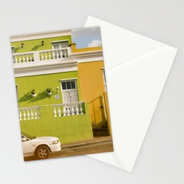 Bo-Kaap Cape Town Stationery Cards