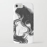 sagittarius iPhone & iPod Cases featuring Sagittarius by Kristy Nguyen