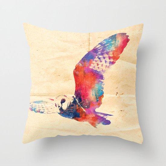 Its a hoot Throw Pillow