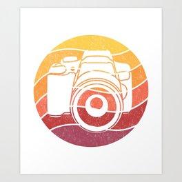 Photography  TShirt Photography Shirt Photographer Gift Idea  Art Print