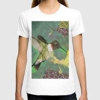 flight T-shirts featuring Flight by A.Aenska-Cholpanova