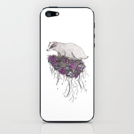 Badger iPhone Skin