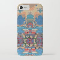 oasis iPhone & iPod Cases featuring Oasis by Jim Pavelle
