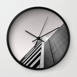 Random Residencial Building, The Quays, Salford. Wall Clock
