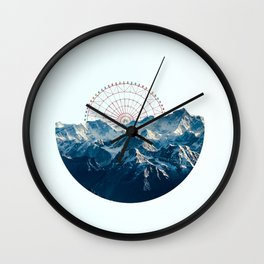 Wild Ride Wall Clock