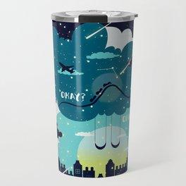 Stars and Constellations Travel Mug