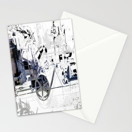 Cotton Spin  Stationery Cards