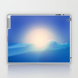 Ice Cold Blue Laptop & iPad Skin