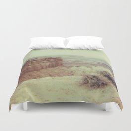 Canyonland National Park - Polaroid Duvet Cover