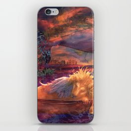Venice Sunset iPhone Skin
