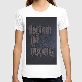 obscurum T-shirt
