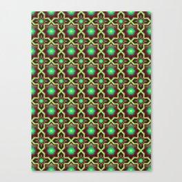 Moroccan Pattern Canvas Print