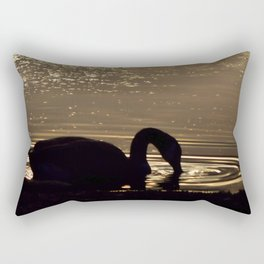 Sip n Dip Rectangular Pillow