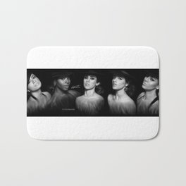 Fifth Harmony 'Reflection' Digital Painting Bath Mat