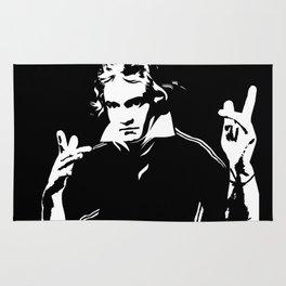 Beethoven Fighter Rug